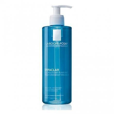 Effaclar - Gel moussant purifiant - 400ml