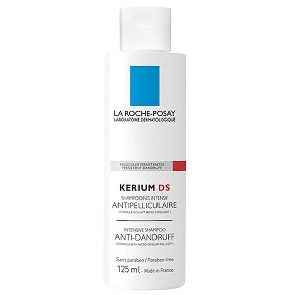 Kerium DS - Shampooing Cure Antipelliculaire Micro-Exfoliant Intensif - 125ml