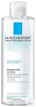 Solution micellaire physiologique ultra - 400ml Roche Posay