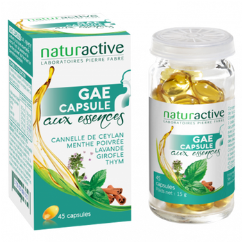 G.A.E 45 capsules Naturactive