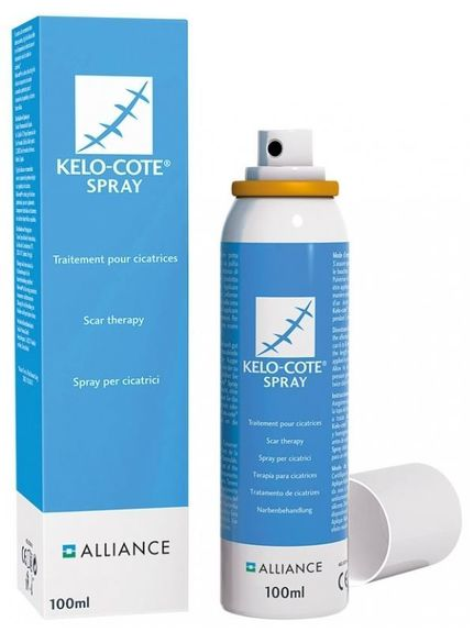 Kelo-Cote Spray Traitement pour Cicatrices spray 100ml