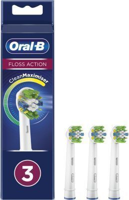 Oral B Brossette de rechange FlossAction par 3