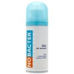 NO BACTER Gel de Rasage sans parfum. 150 ml