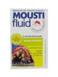Moustifluid 24 Patchs Diffuseurs Protection Moustiques