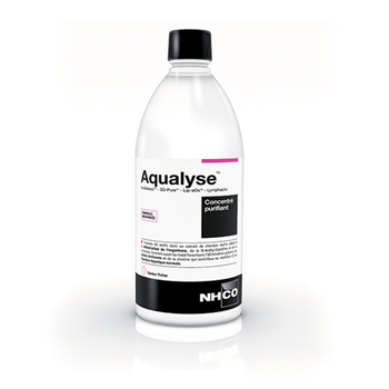 Aqualyse nhco saveur fruits rouges