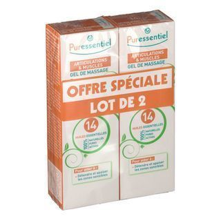 Puressentiel Gel articulations LOT 2 X 60ml