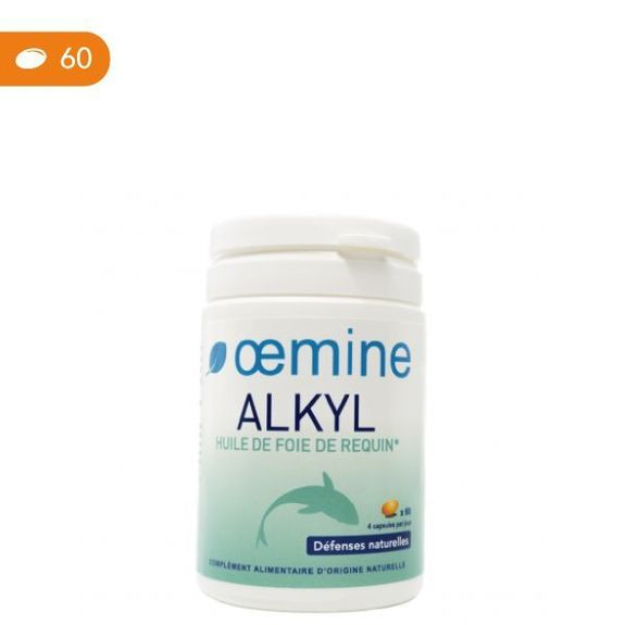 Oemine alkyl 60 capsules