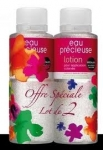 Eau Precieuse Lotion Lot de 2 x 375 ml