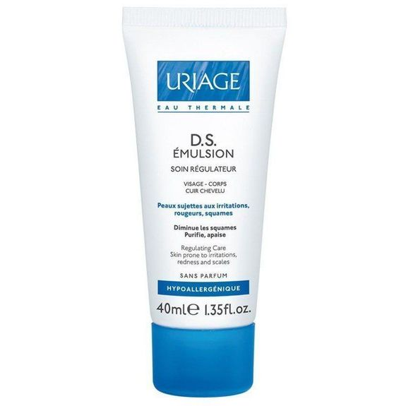 D.S Emulsion, 40ml Uriage
