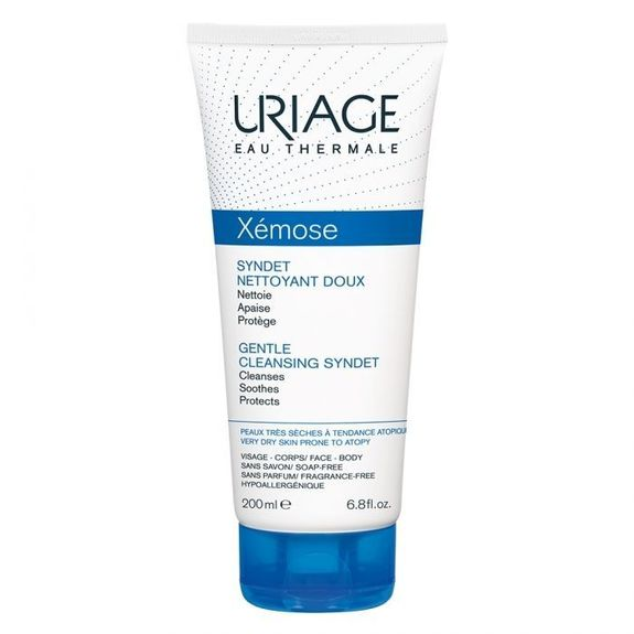 Xemose, Syndet nettoyant doux, 200ml uriage