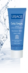 Cold Cream Crème Protectrice, 75ml uriage