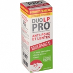 Duo LP Pro format familial 200ml anti-poux