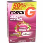 Force G Vitality  30 ampoules dont 10 jours offerts