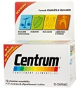 Centrum Vitamines 30 Comprimés