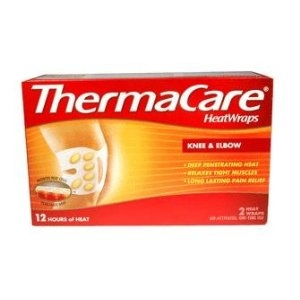 Thermacare Patch Auto Chauffant Genou & Coude 2 patchs