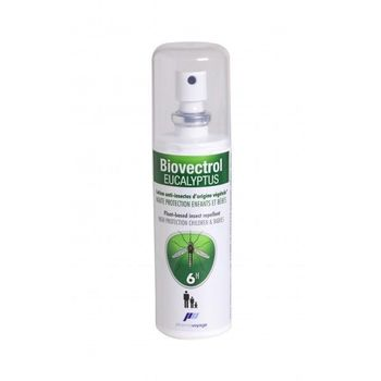 Biovectrol eucalyptus spray anti-insectes  100ml