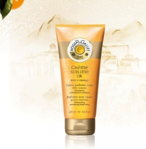 Roger et Gallet Crème Sublime Or Bois d`Orange 200ml