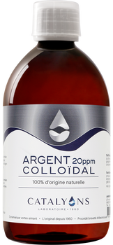 Catalyons Argent 20ppm 500ml