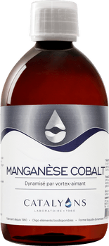 Catalyons Manganèse-Cobalt 500ml
