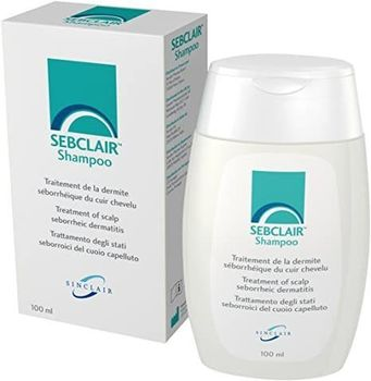 SEBCLAIR Shampooing Flacon 100 ml