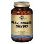 Solgar Peau, Ongles, Cheveux 120 tablets