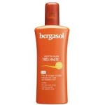 Bergasol Lait Visage et Corps IP50+ haute protection 125 ml