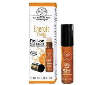 Roll-on Energie 10 ml fleurs de Bach