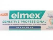 Elmex Dentifrice Sensitive Professional Blancheur 75ml