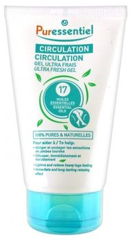 Puressentiel gel ultra frais circulation 125ml