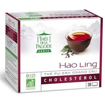 Hao Ling thé 30 infusettes