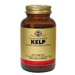 Solgar Kelp source d'Iode 250 tablets
