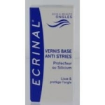 Ecrinal Vernis Base Anti Stries, 10 ml
