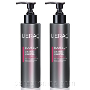 Liérac body slim destock nuit PROMO LOT  2x200ml