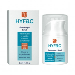 Hyfac Gommage Exfoliant Express 40ml