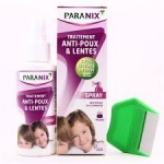 PARANIX SPRAY + PEIGNE 100ML ANTI POUX