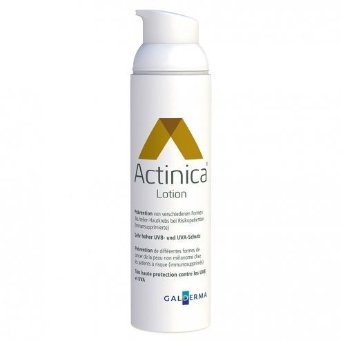 Actinica Daylong Spirig Lotion 80g très haute protection contre les uv