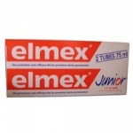Elmex Junior dentifrice lot de 2 * 75ml