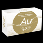 Granions d'Or  30 ampoules