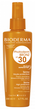 Photoderm Bronz spray haute protection spf 30  200ml