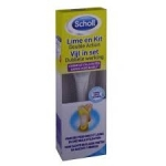 Scholl lime en kit double action