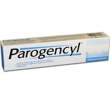 Parogencyl dentifrice prévention gencives 75ml