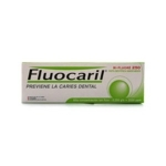 FLUOCARIL BI FLUORE 250 mg MENTHE, pate dentifrice 50ml