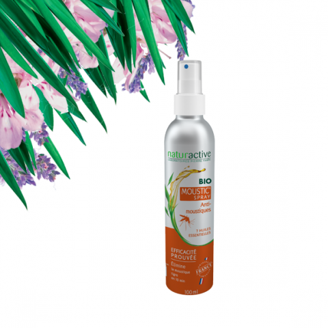 Naturactive Moustic Spray bio 100ml