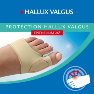 Epitact Protection Hallux Valgus à l'Epithelium  taille M