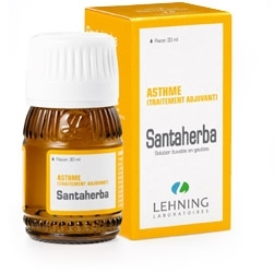 Santaherba Solution buvable en gouttes 30ml Lehning