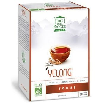 Thé Yelong 90 infusettes Thé au ginseng