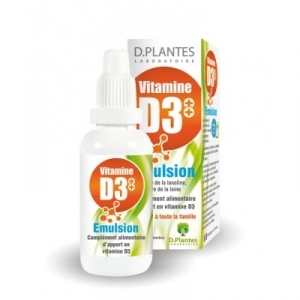 Vitamine D3 ++  émulsion flacon de 30ml