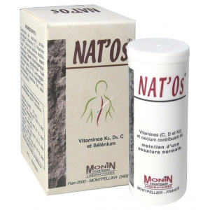 Nat'os 30 comprimés Monin Chanteaud