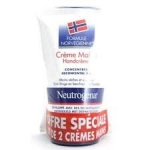 Neutrogena crème mains lot de 2*50ml