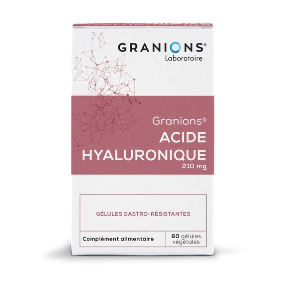 Granions Acide Hyaluronique 200mg 60 gélules